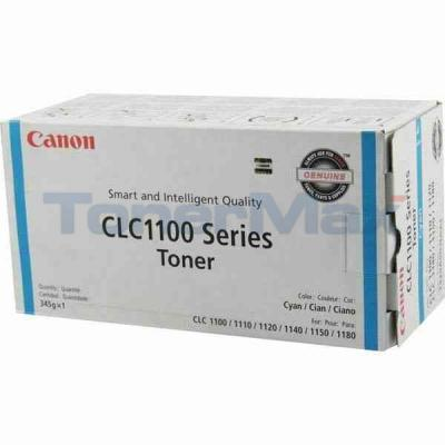 CANON CLC-1100 TONER CYAN